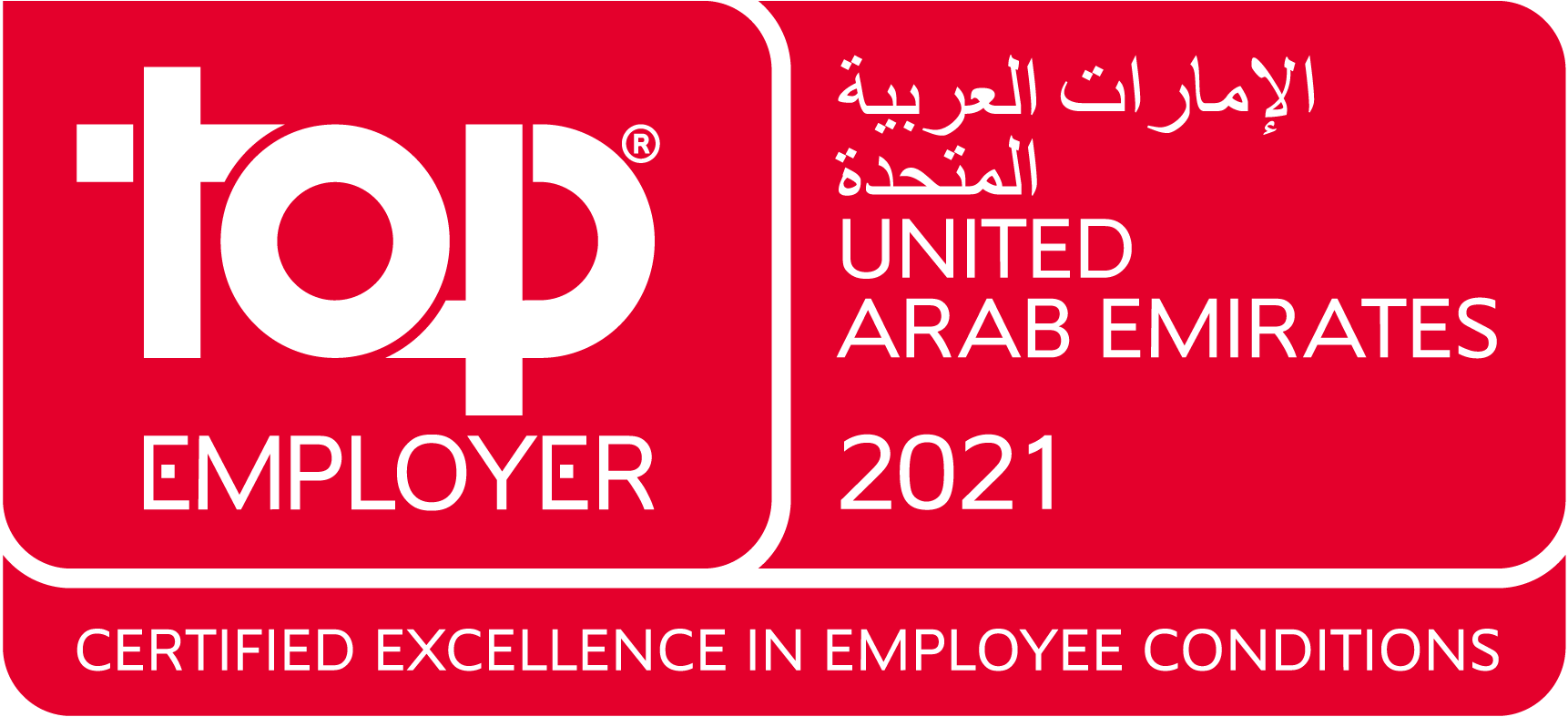 Top employers 2021